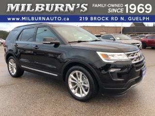 Used 2018 Ford Explorer XLT / NAV / PANO ROOF for sale in Guelph, ON