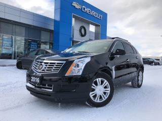 Used 2016 Cadillac SRX - for sale in Barrie, ON