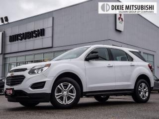 Used 2016 Chevrolet Equinox LS | BACKUP CAM | BLUETOOTH | ALLOYS for sale in Mississauga, ON