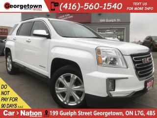 Used 2017 GMC Terrain SLE-2 | ALL WHEEL DRIVE | SUNROOF | BACK UP CAM for sale in Georgetown, ON