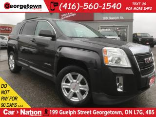 Used 2014 GMC Terrain SLT-1 | LEATHER | AWD | ROOF | LANE DEPART | for sale in Georgetown, ON