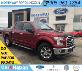 Used 2016 Ford F-150 XLT | XTR PACK | NAV | 3.5L ECOBOOST | 302A for sale in Brantford, ON