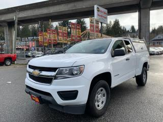 Used 2015 Chevrolet Colorado 1LT Ext. Cab 2WD - W/Work Canopy for sale in Surrey, BC