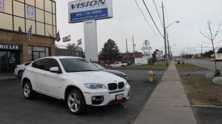 Used 2014 BMW X6 xDrive35i/M Sport/Heads Up Display for sale in North York, ON