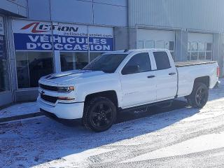 Used 2018 Chevrolet Silverado 1500 for sale in St-Hubert, QC