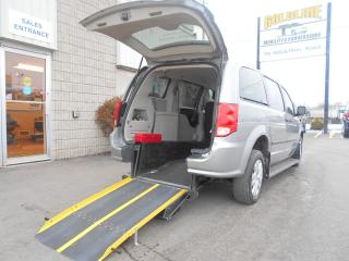 Used 2015 Dodge Grand Caravan CVP- Wheelchair Accessible Rear Entry Conversion for sale in London, ON