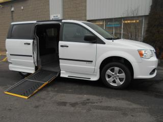 Used 2016 Dodge Grand Caravan SE- Wheelchair Accessible Side entry conversion for sale in London, ON