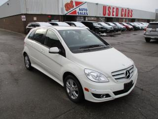 Used 2009 Mercedes-Benz B-Class B200~LOW MILEAGE~HEATED SEATS~BLUETOOTH for sale in Toronto, ON