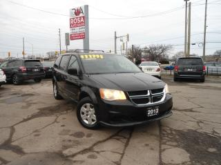 Used 2012 Dodge Grand Caravan AUTO 1OWNER NO ACCIDENT PW PL PM A/C for sale in Oakville, ON
