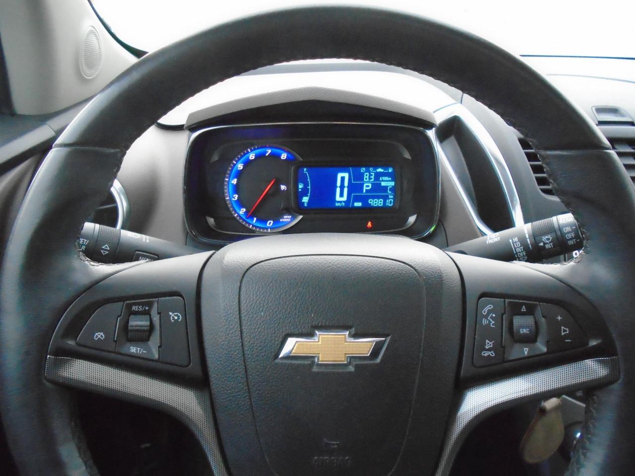 2013 Chevrolet Trax LTZ