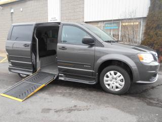Used 2017 Dodge Grand Caravan CVP-Wheelchair Accessible Side Entry Conversion for sale in London, ON