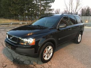 Used 2004 Volvo XC90 for sale in Toronto, ON
