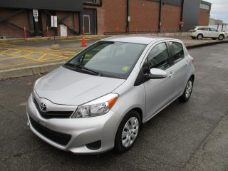 Used 2014 Toyota Yaris LE~AUTO~BLUETOOTH~CERTIFIED for sale in Toronto, ON