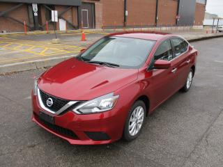 Used 2016 Nissan Sentra SV~HEATED SEATS~BACK-UP CAM.~ for sale in Toronto, ON