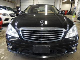 Used 2008 Mercedes-Benz S-Class S 63, NAVI, BACK UP CAMERA, PANO ROOF for sale in Mississauga, ON