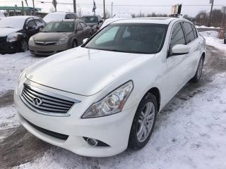 Used 2010 Infiniti G37 Luxury for sale in Gloucester, ON
