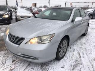 Used 2007 Lexus ES 350 Limited for sale in Gloucester, ON