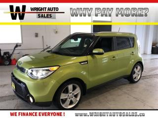 Used 2014 Kia Soul SX|LOW MILEAGE|MOON ROOF|NAVIGATION|54,892 KMS for sale in Cambridge, ON
