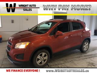 Used 2014 Chevrolet Trax LT|BLUETOOTH|AIR CONDITIONING|78,805 KM for sale in Cambridge, ON