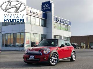 Used 2012 MINI Cooper Base (M6), trade in, perfect shape for sale in Toronto, ON