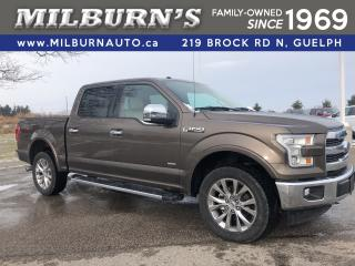 Used 2017 Ford F-150 Lariat 4x4 for sale in Guelph, ON
