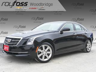 Used 2015 Cadillac ATS 2.0T AWD, BOSE, SUNROOF for sale in Woodbridge, ON