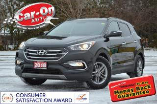 Used 2018 Hyundai Santa Fe Sport AWD REAR CAM HTD SEATS LOADED for sale in Ottawa, ON