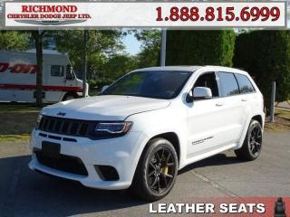 Used 2018 Jeep Grand Cherokee Trackhawk for sale in Richmond, BC