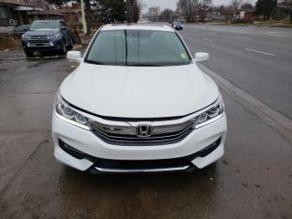 Used 2016 Honda Accord Sedan 4dr I4 CVT EX-L for sale in Toronto, ON