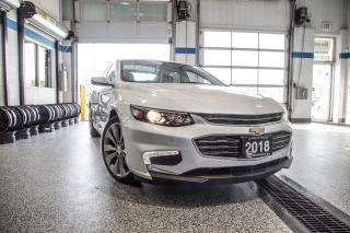 Used 2018 Chevrolet Malibu Premier for sale in Carleton Place, ON