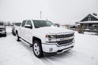 Used 2018 Chevrolet Silverado 1500 LTZ for sale in Carleton Place, ON