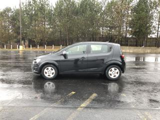 Used 2014 Chevrolet Sonic LS FWD for sale in Cayuga, ON