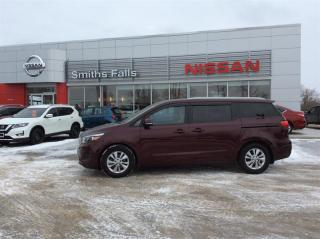 Used 2017 Kia Sedona LX for sale in Smiths Falls, ON