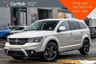 Used 2018 Dodge Journey Crossroad AWD|Nav Pkgs|Sunroof|Backup Cam|19