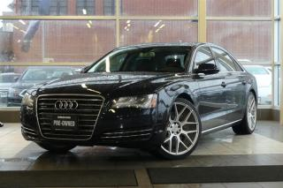 Used 2011 Audi A8 4.2 LWB Tip qtro for sale in Vancouver, BC
