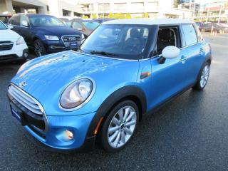 Used 2015 MINI Cooper 5 Door BLUETOOTH | HEATED SEATS | SUNROOF | LEATHER | HARMAN KARDON for sale in Vancouver, BC