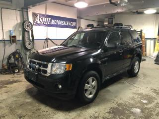 Used 2011 Ford Escape for sale in Kingston, ON