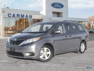 Used 2016 Toyota Sienna LE for sale in Carman, MB