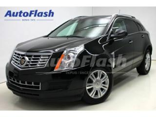 Used 2015 Cadillac SRX Luxury Awd Caméra for sale in St-Hubert, QC