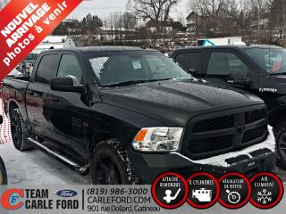 Used 2016 RAM 1500 Dodge RAM 1500 2016, ensemble de remorqu for sale in Gatineau, QC