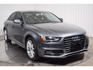 Used 2015 Audi A4 Sline Progressive for sale in St-Hubert, QC