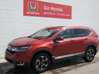 New 2019 Honda CR-V Touring for sale in Edmonton, AB
