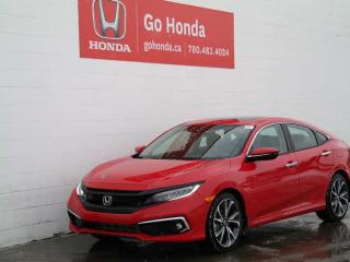 New 2019 Honda Civic Sedan Touring for sale in Edmonton, AB