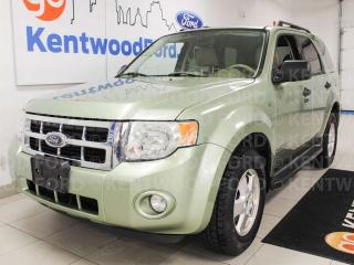 Used 2008 Ford Escape XLT 4WD, power drivers seat, keyless entry for sale in Edmonton, AB