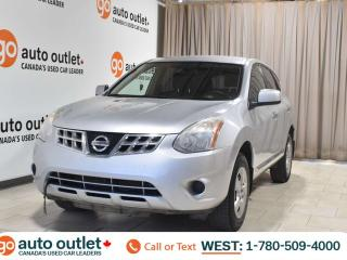 Used 2011 Nissan Rogue S, 2.5L I4, Fwd, Cloth seats for sale in Edmonton, AB