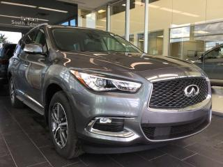 New 2019 Infiniti QX60 ESSENTIALS PACKAGE for sale in Edmonton, AB