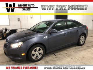 Used 2014 Chevrolet Cruze 2LT|LEATHER|BACKUP CAMERA|79,027 KM for sale in Cambridge, ON