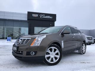 Used 2015 Cadillac SRX Performance for sale in Barrie, ON