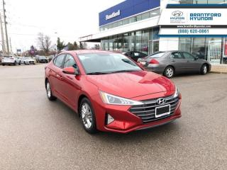 New 2019 Hyundai Elantra Preferred  AT  - Heated Seats - $130.28 B/W for sale in Brantford, ON