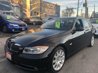 Used 2006 BMW 3 Series 330i for sale in Toronto, ON